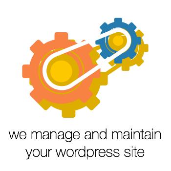 wordpress website management and maintenance