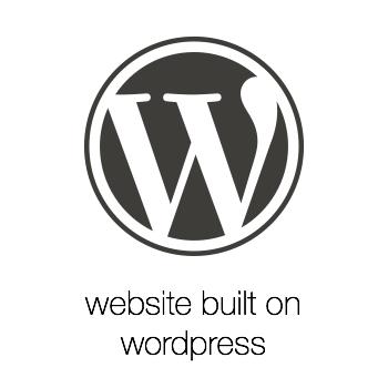 website design & development on wordpress