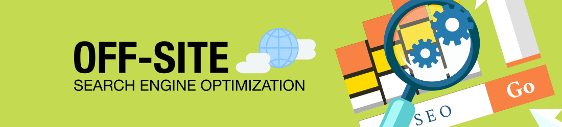 SEO off-site optimization & link building